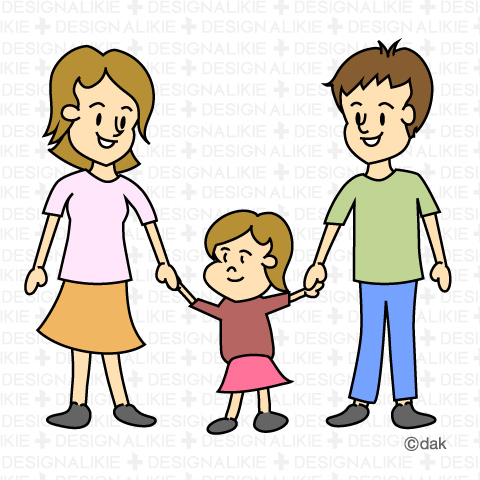 aunt clipart family