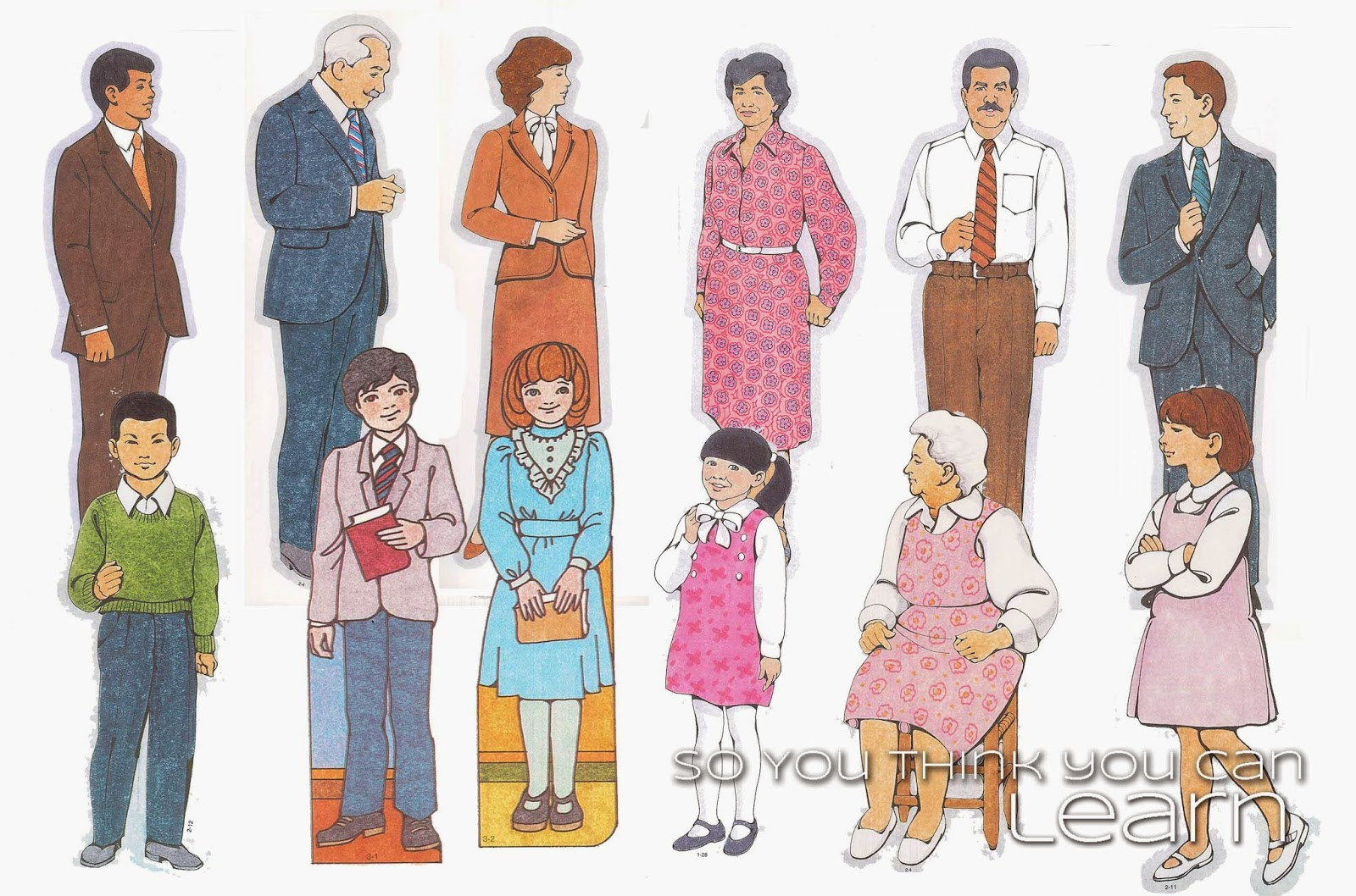 Aunt clipart family. So you think can