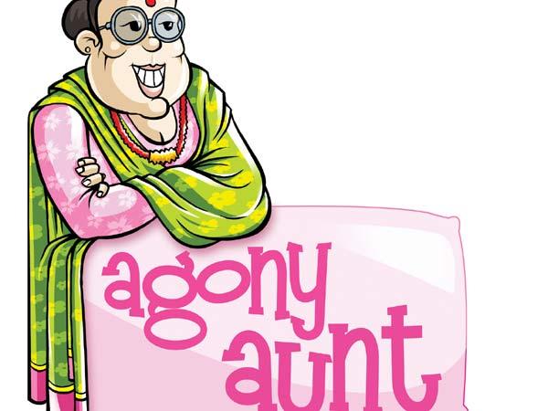 Ask aunty amy . Aunt clipart fat