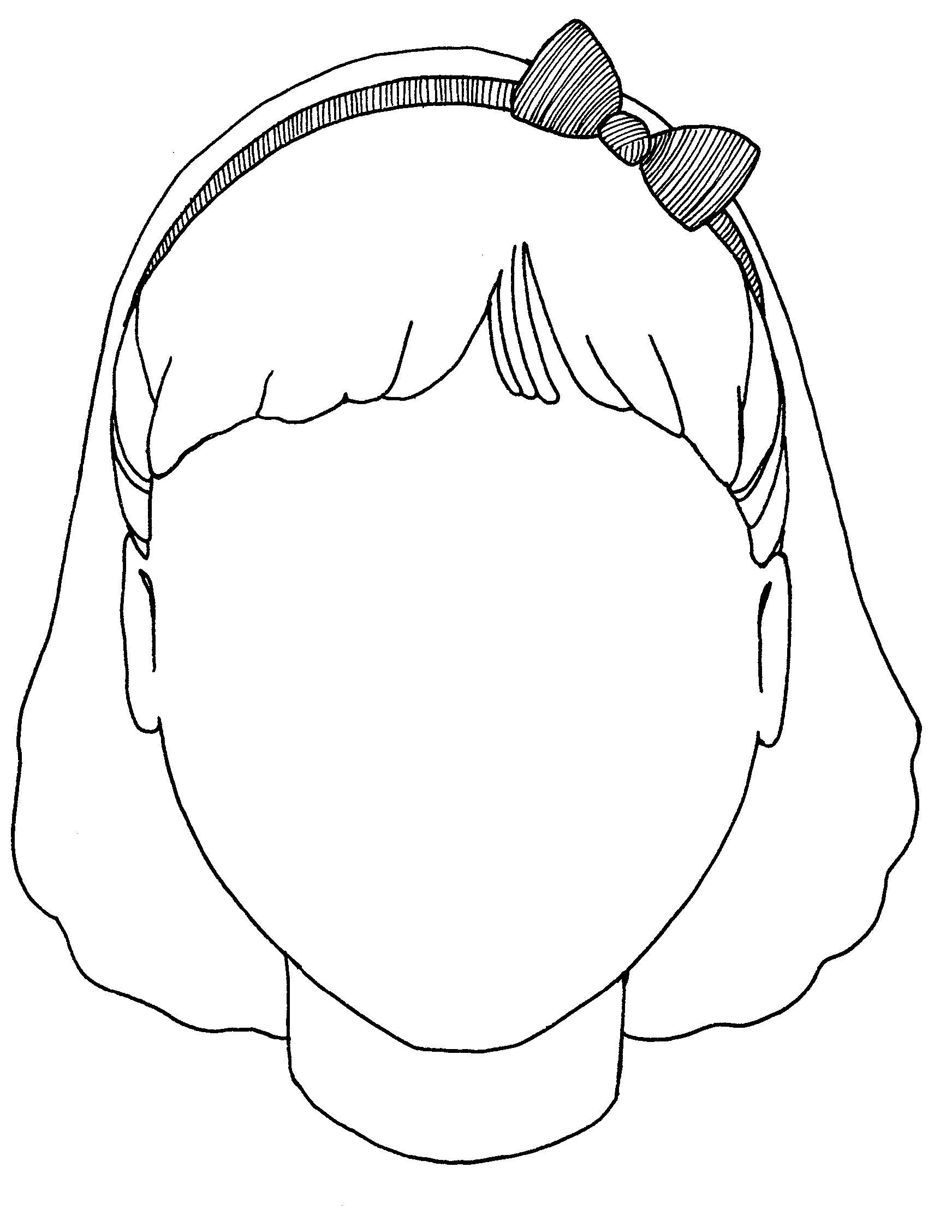 Aunt clipart girl face. Blank mormon share best