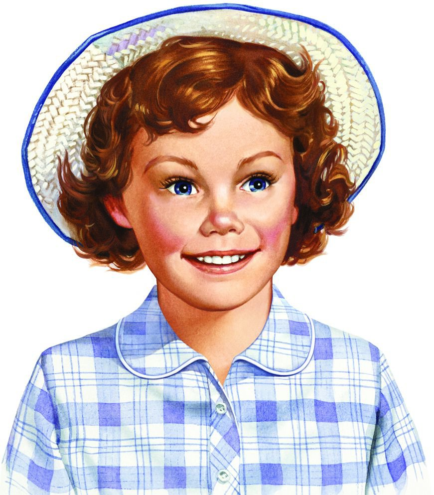 Aunt clipart girl face. Paul lukas page the