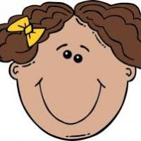 Aunt clipart head. Free download best on