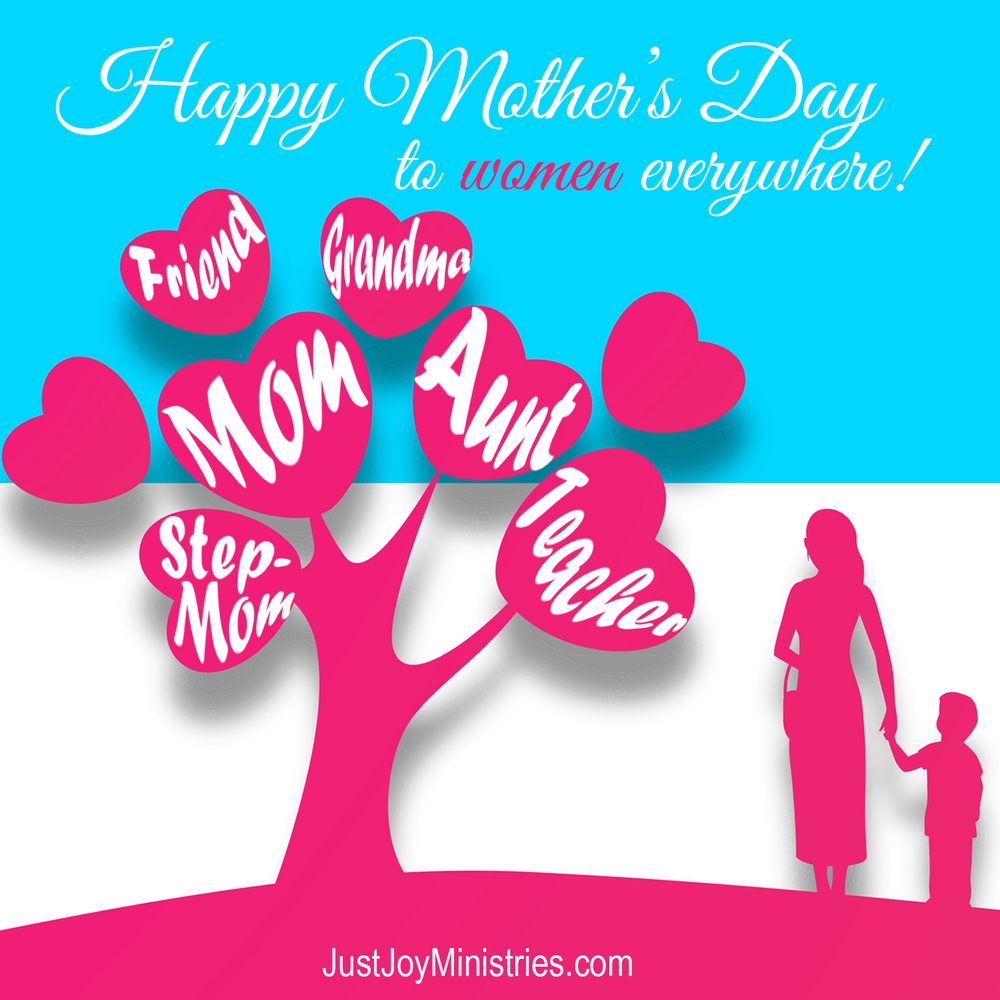To moms aunts sisters. Aunt clipart mom happy