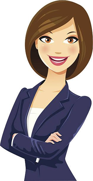 Person quotes . Professional clipart professional lady