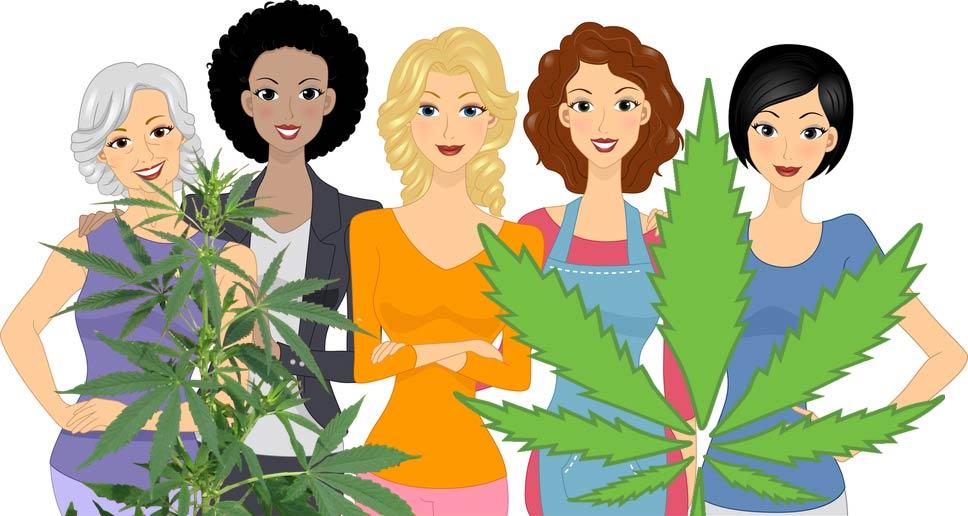 Womencann cannabusiness network expands. Aunt clipart professional woman