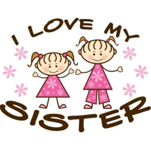 best zussen images. Aunt clipart sister