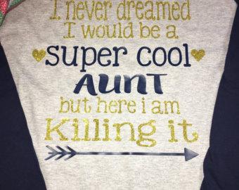 Aunt clipart super cool. Here i am killing