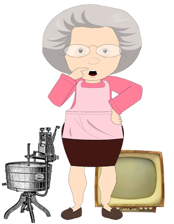 Aunt clipart transparent. What we do keep