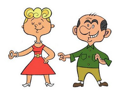 Download and clip art. Aunt clipart uncle