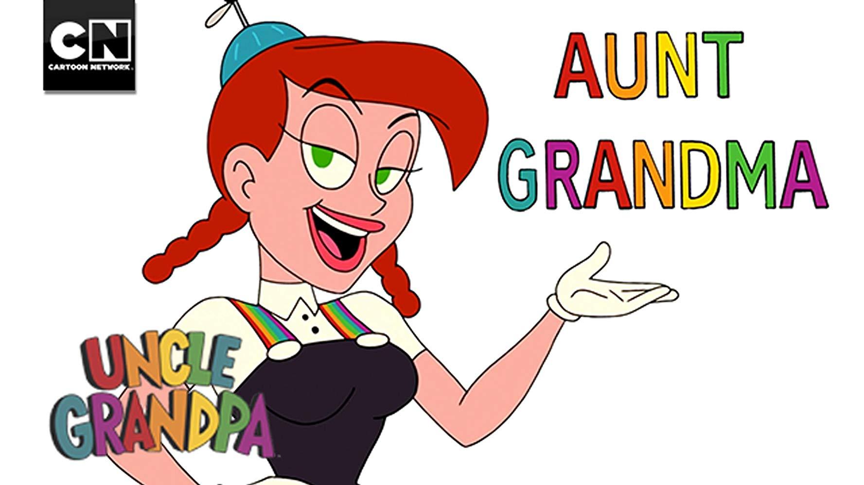 Grandma . Aunt clipart uncle