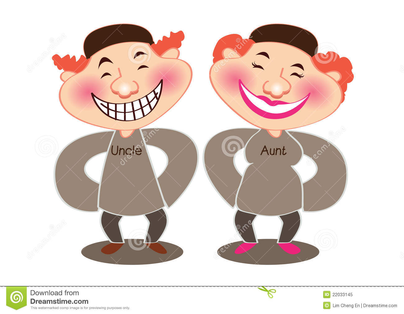 Aunt clipart uncle.  collection of and