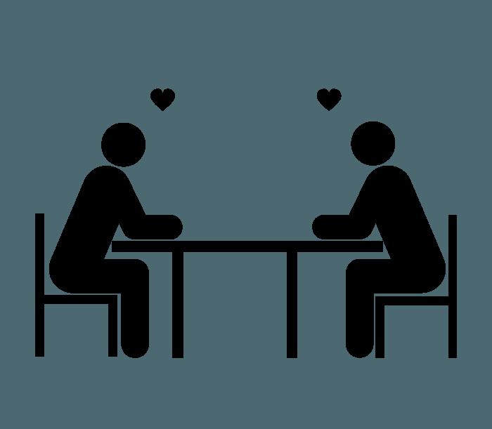 How to meet women. Conversation clipart woman conversation