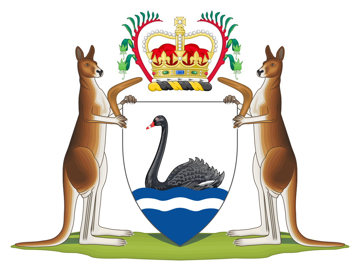 Premier of western australia. Organization clipart production