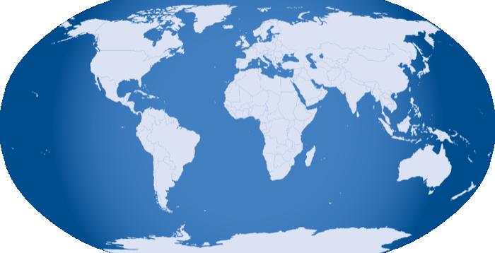 Australia clipart earth. Free and globe blue