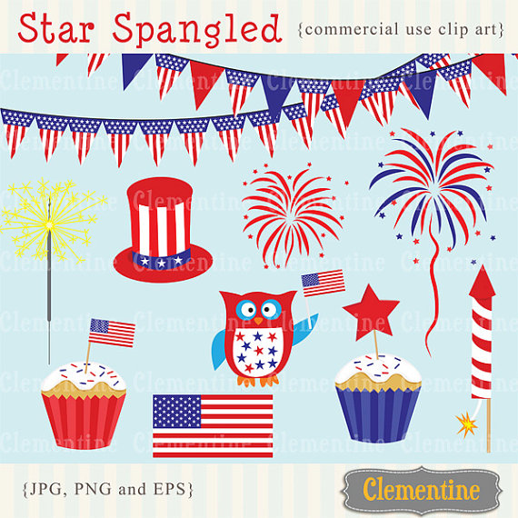 Australia clipart independence.  th of july