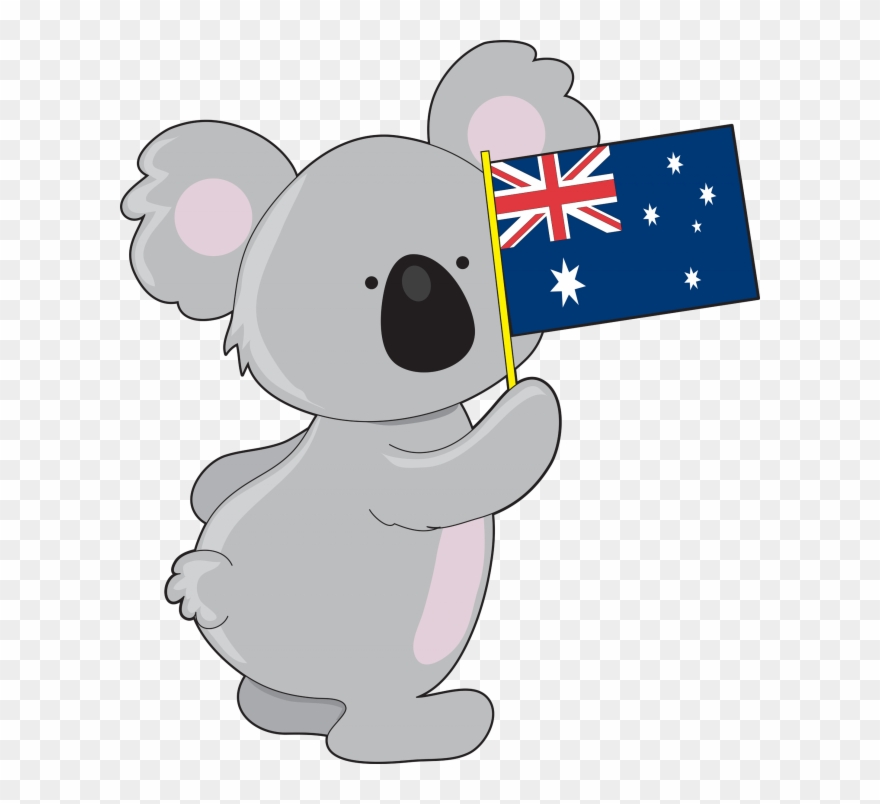 Lemon lion png holding. Koala clipart koala australian