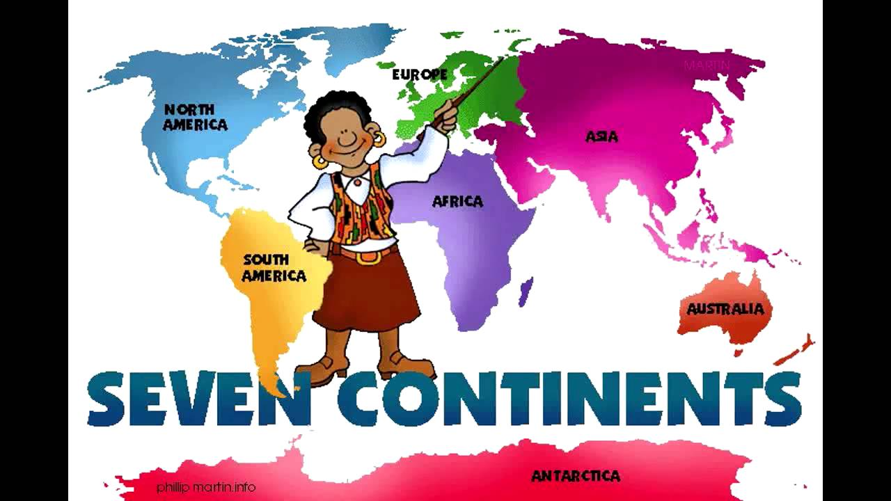 Australia clipart name. The continents song youtube