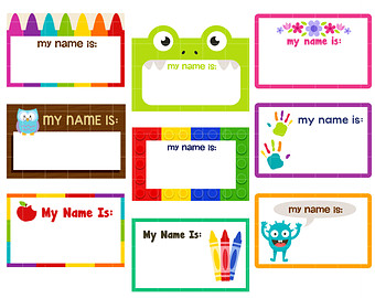 Australia clipart name. Tag etsy kiddie tags