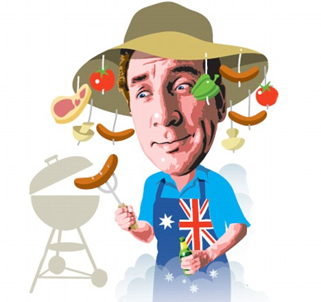 Australia clipart person australian. Everything you need to