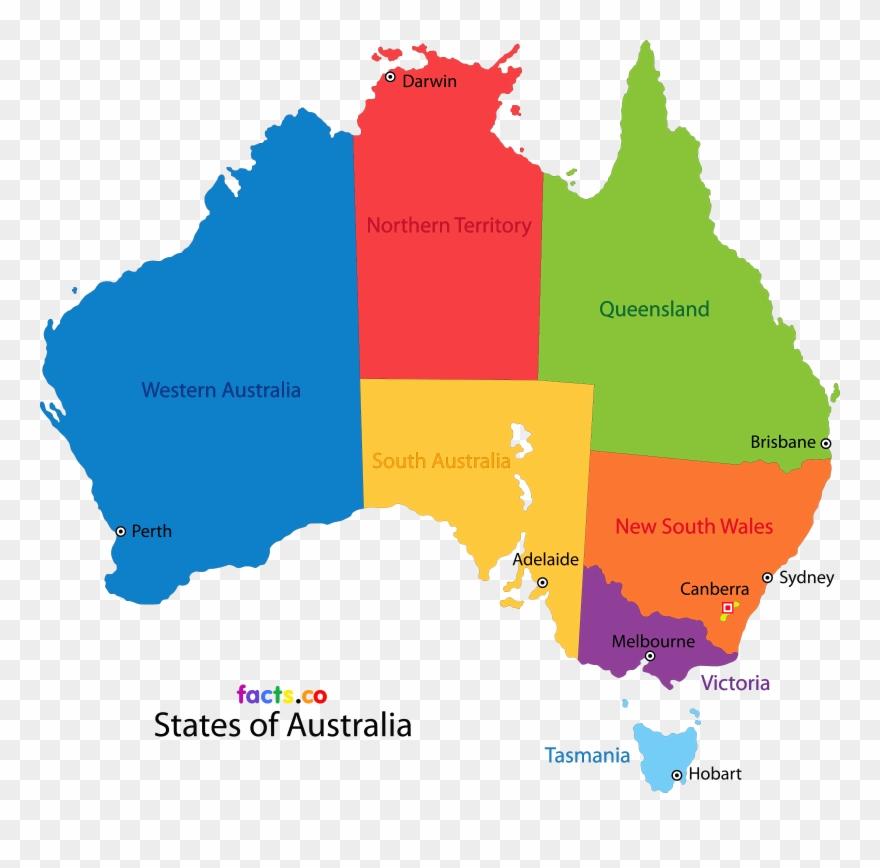 Australia clipart simple. Show me a map
