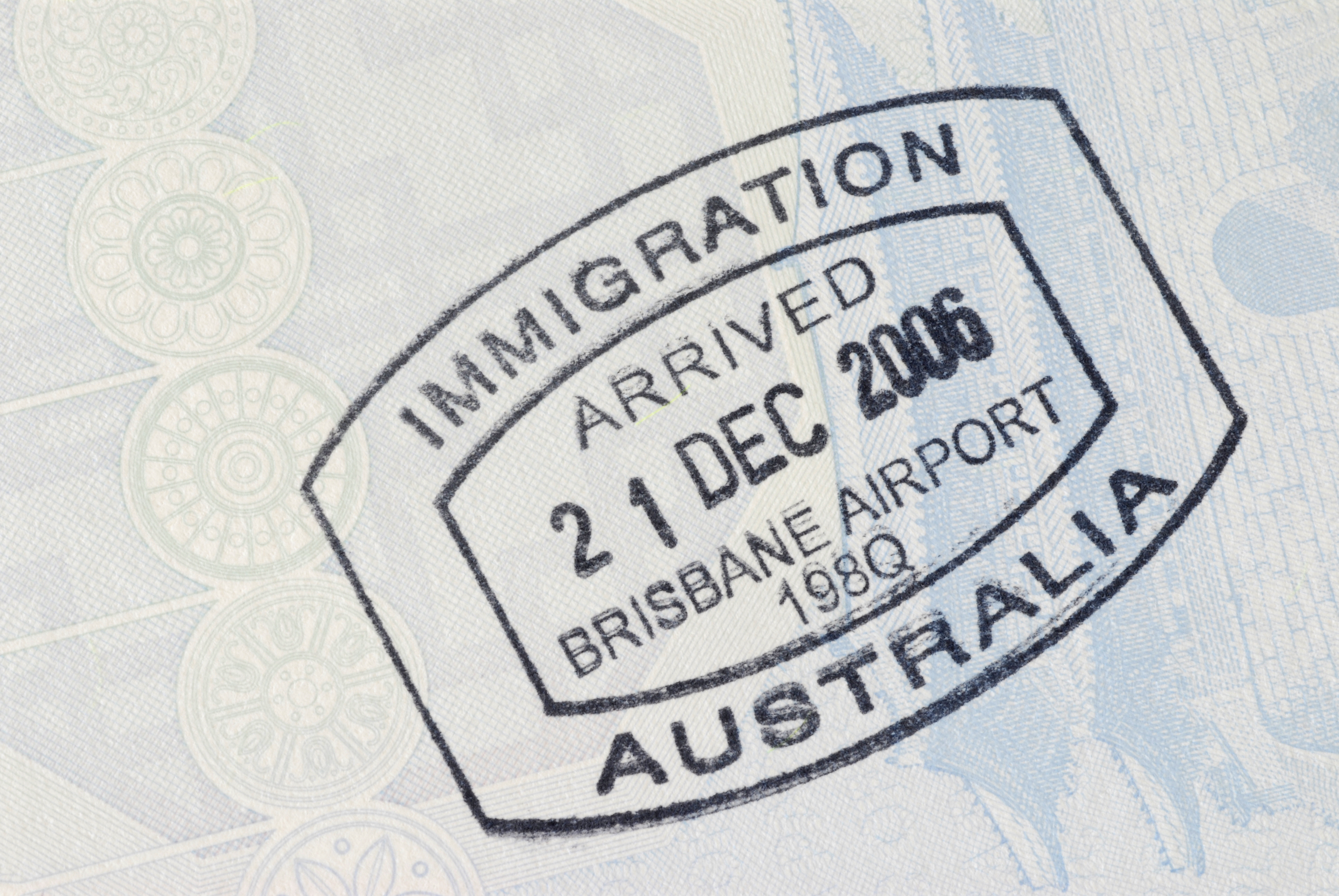 Federal budget immigration and. Australia clipart stamp