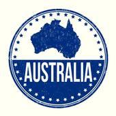 Clip art royalty free. Australia clipart stamp
