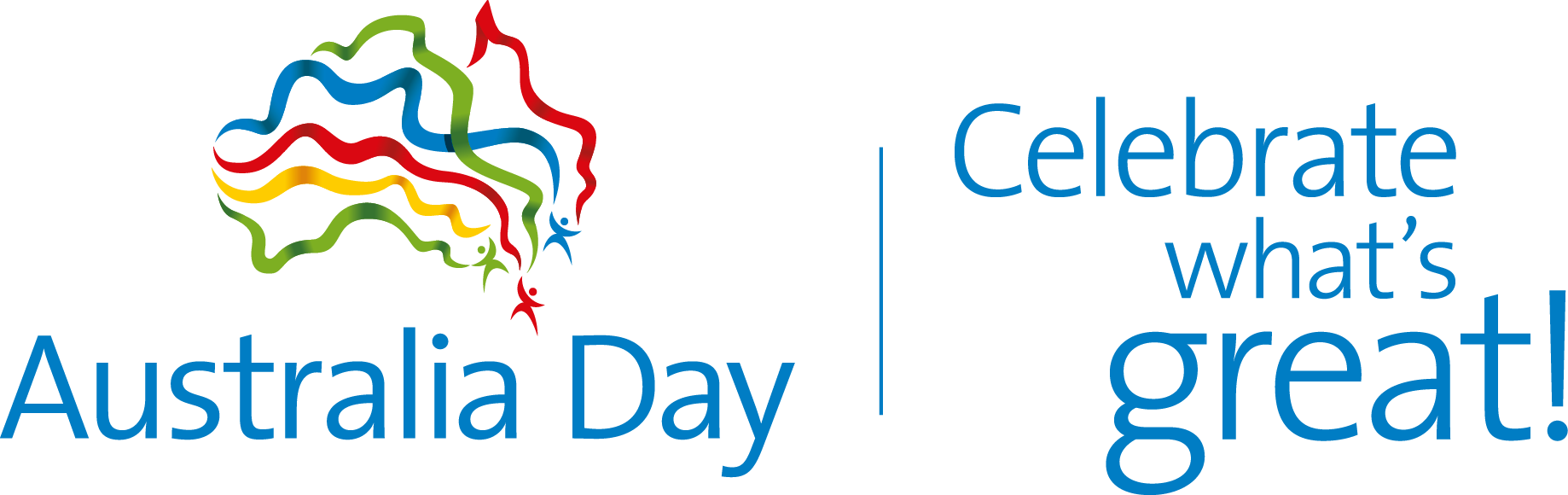 Day celebrate what s. Australia clipart text