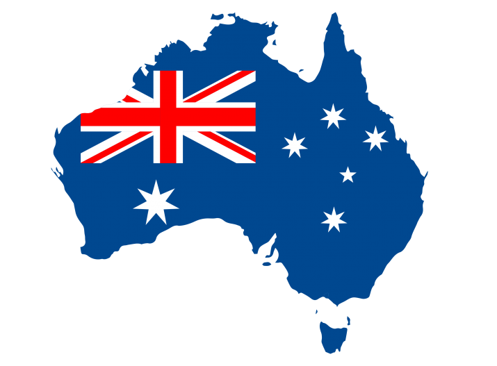 Flag map free download. Australia clipart transparent background