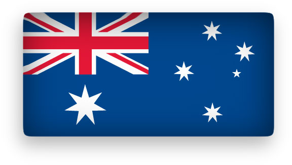 Free animated australian flags. Australia clipart transparent background