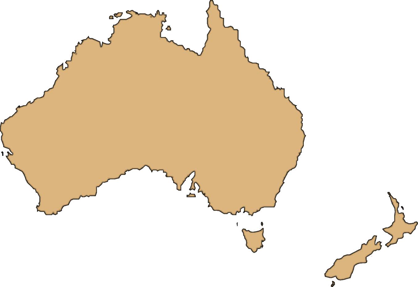 Australiau papua new guinea. Australia clipart transparent background