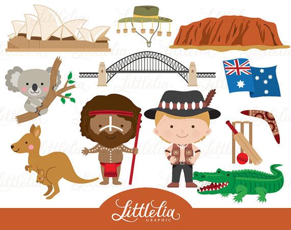 Aussie . Australia clipart