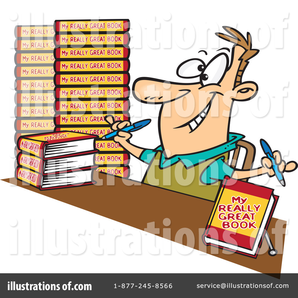 Illustration by toonaday royaltyfree. Author clipart