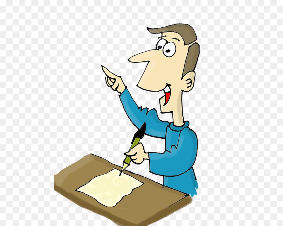 Book writing hand transparent. Author clipart cartoon