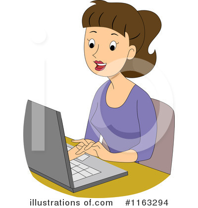 Illustration by bnp design. Author clipart cartoon
