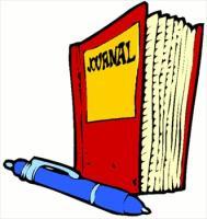 Author clipart clip art. Journal book panda free