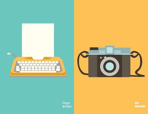Author clipart copywriter.  best art director