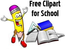 Education clipart basic education. Free for teachers and