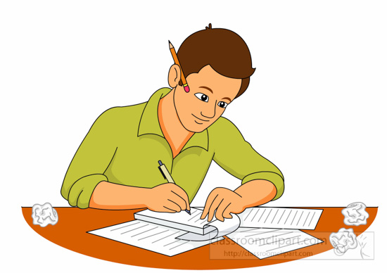Writer clipart writter.  collection of female