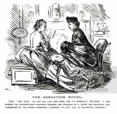 Authors vintage and historic. Author clipart female author