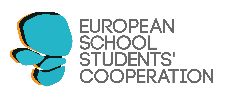 Obessu european school students. Author clipart focused student