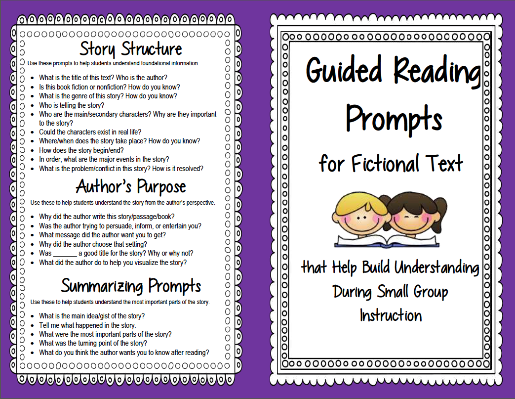 Author clipart focused student. Use these prompts and