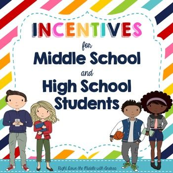 Reward coupons and incentives. Author clipart focused student