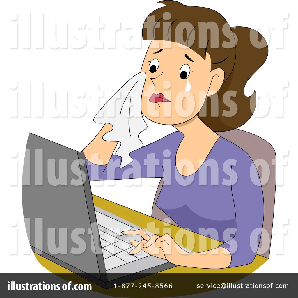 Author clipart illustration. By bnp design studio