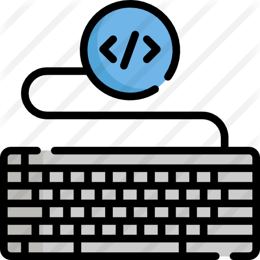 Keyboard free computer icons. Author clipart keyboarding