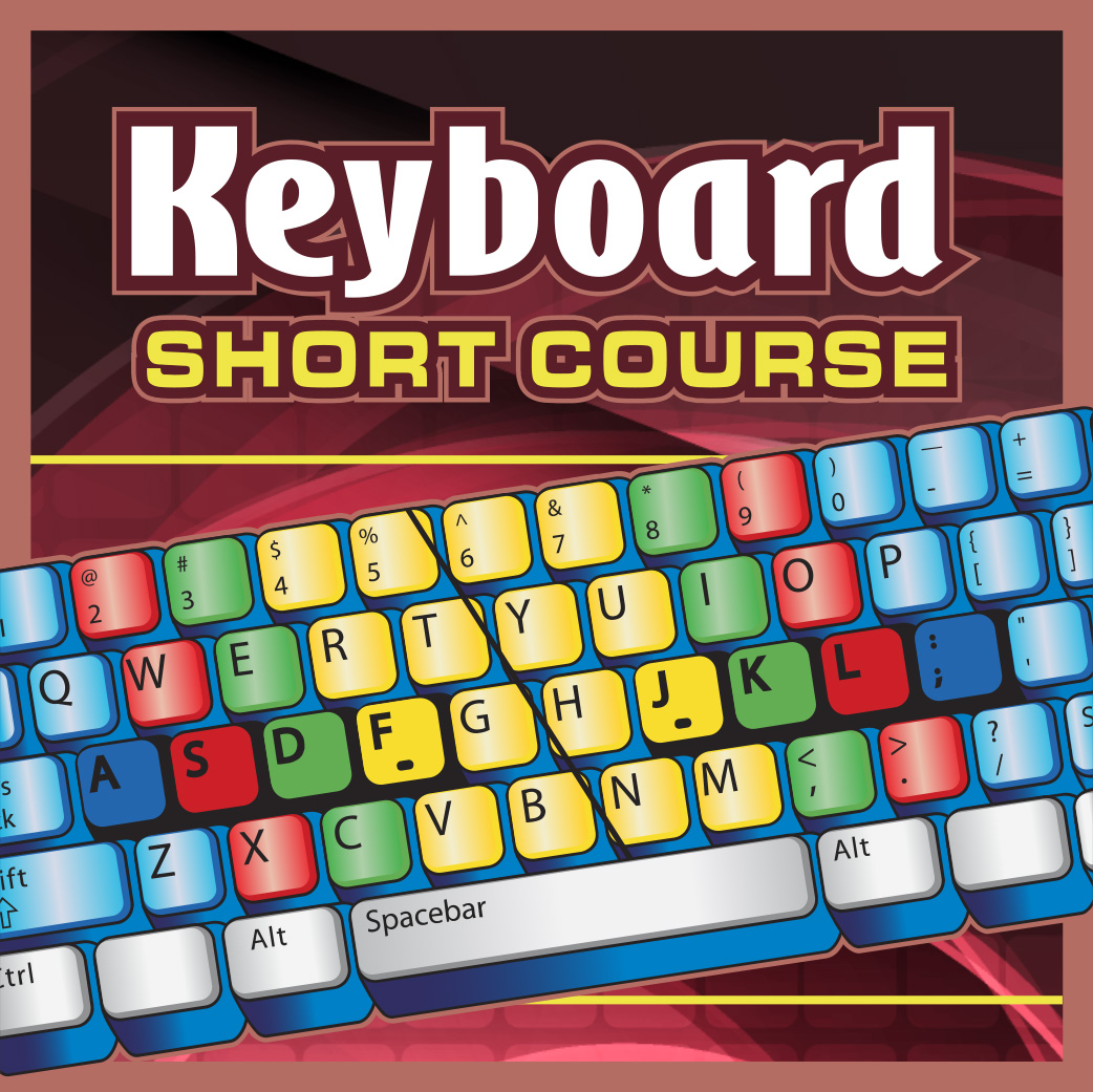 Online for educational instruction. Author clipart keyboarding