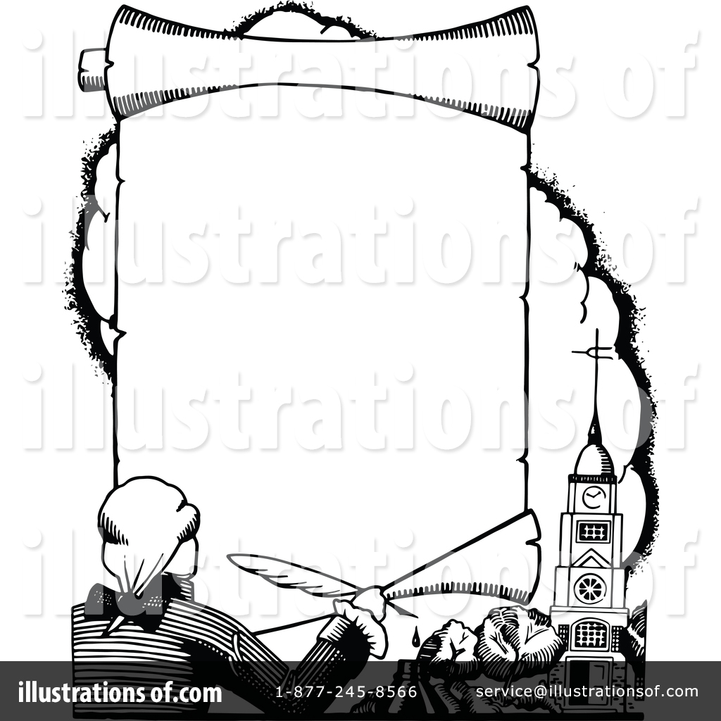 Illustration by prawny vintage. Author clipart man