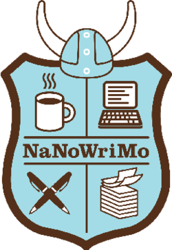 Writer clipart old writing. National novel month wikipedia