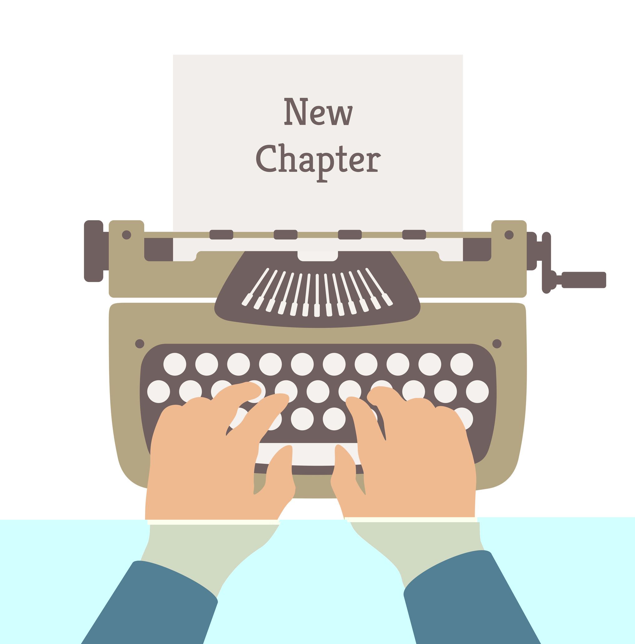 Ba hons english creative. Author clipart novelist
