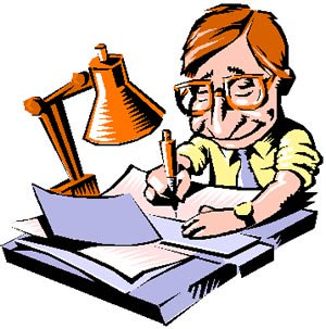 Writer clipart novelist. Difference between author and