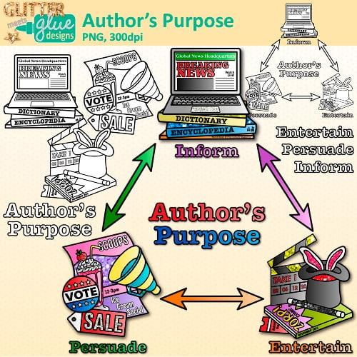 Author clipart purpose. S teacher clip art
